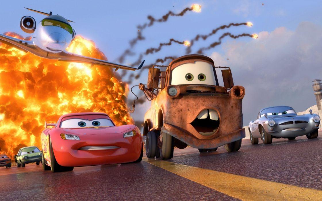 cars cartoon pelicula dibujos animados wallpaper