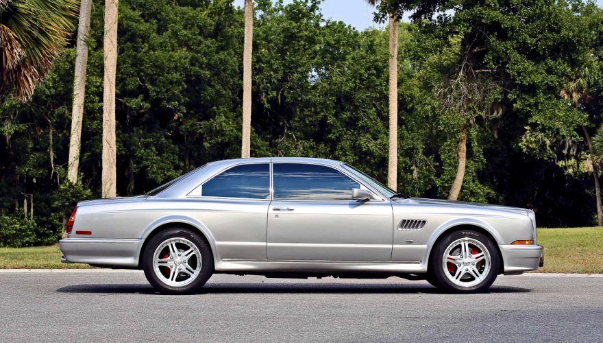 2002 Bentley Continental R-Le-Mans Exotic Classic Supercar British- -08 wallpaper
