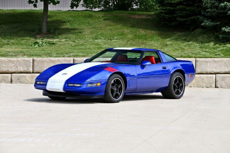 1996 Chevrolet Corvette Grand Sport Muscle USA -01 wallpaper