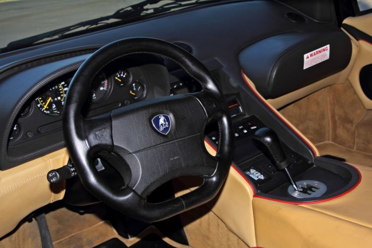 1997 Lamborghini Diablo VT Roadster Exotic Supar Car Italy -08 wallpaper