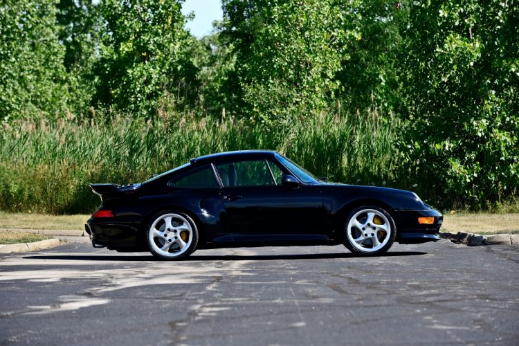 1997 Porsche 911 Turbo-S Exotic Super Car German -02 wallpaper