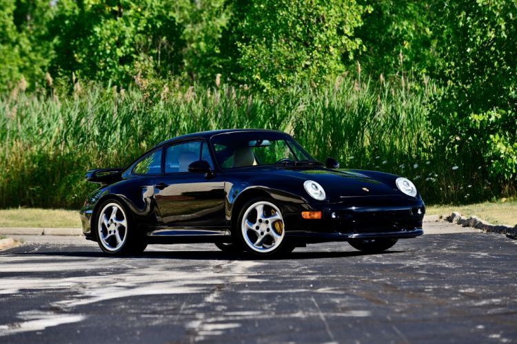 1997 Porsche 911 Turbo-S Exotic Super Car German -12 wallpaper