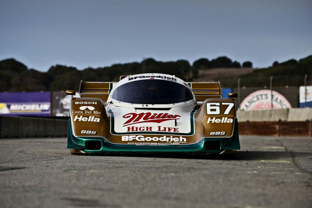 1989 Porsche 962 Race Miller Car German 15 Wallpaper 7500x5000