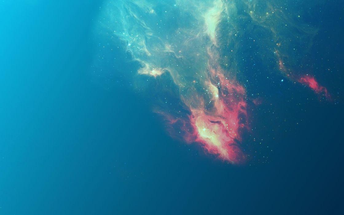Universe Star Galaxy Space Minimal Minimalist Minimalistic Wallpaper