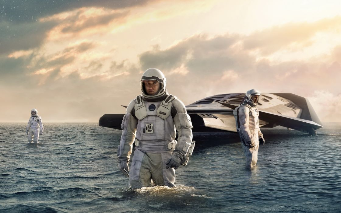 interstellar 2014 pelicula ciencia ficcion wallpaper