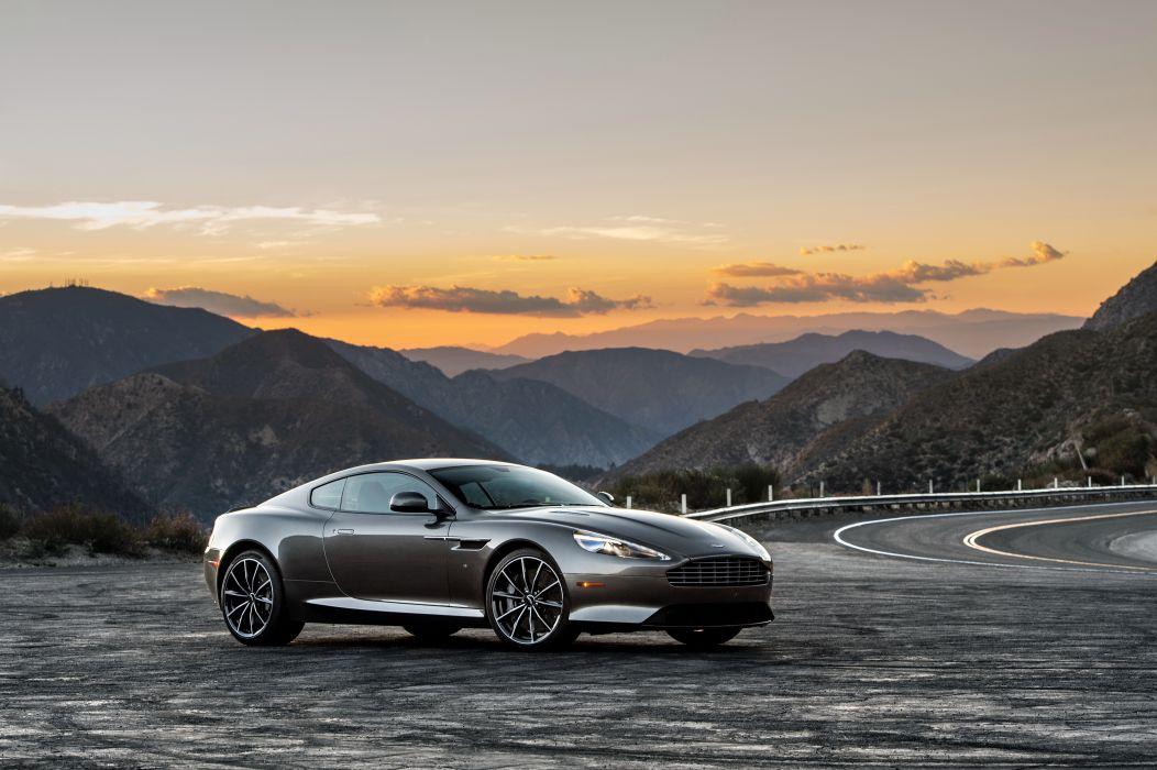 Aston Martin DB9 GT wallpaper