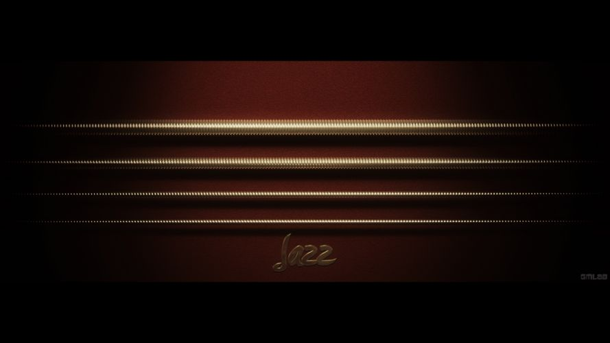 Bass chord strings wallpaper