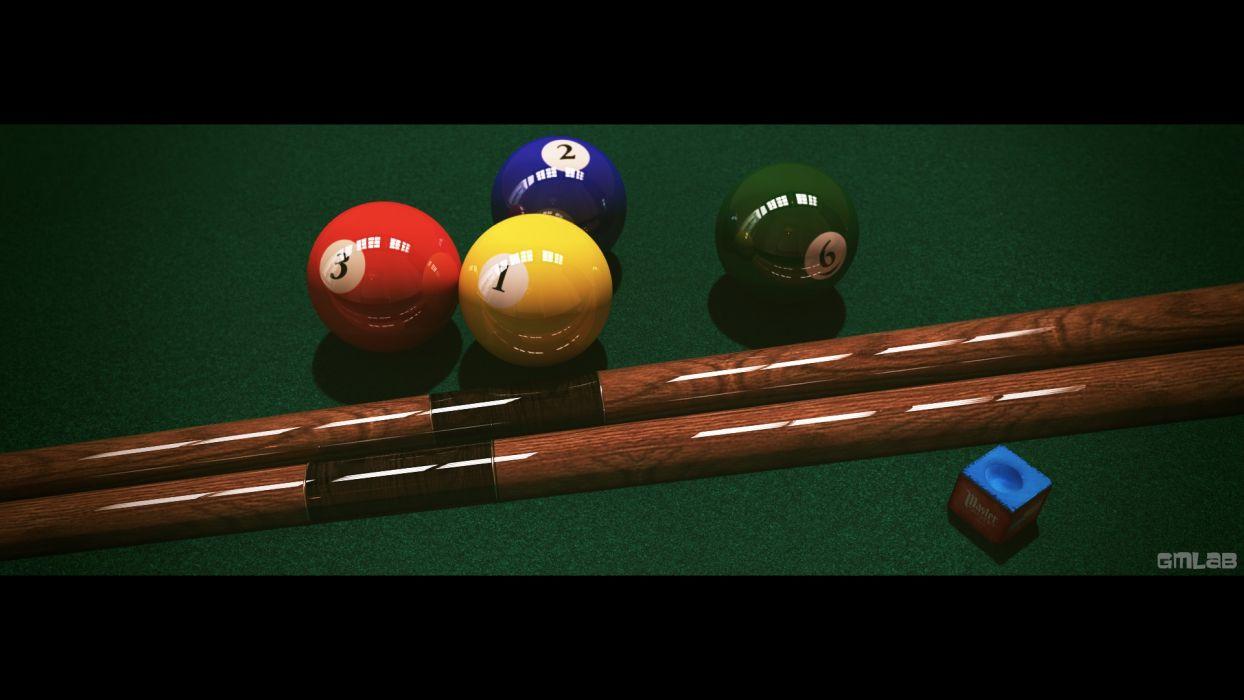 Pool Game wallpaper