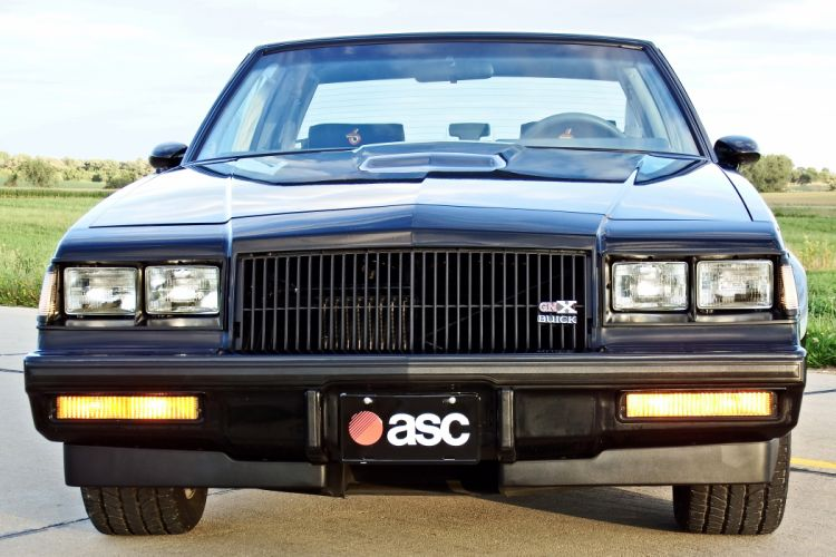 1987 Buick GNX Muscle Classic Old Original -06 wallpaper