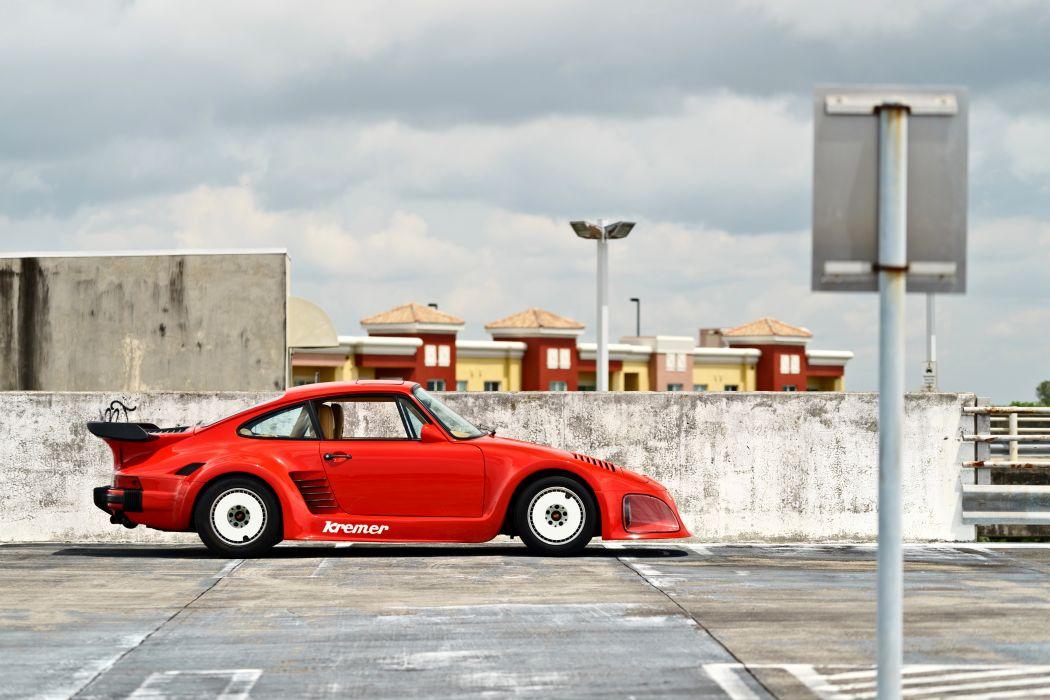 1986 Porsche 935 Kremer K2 Supercar Exotic -01 wallpaper