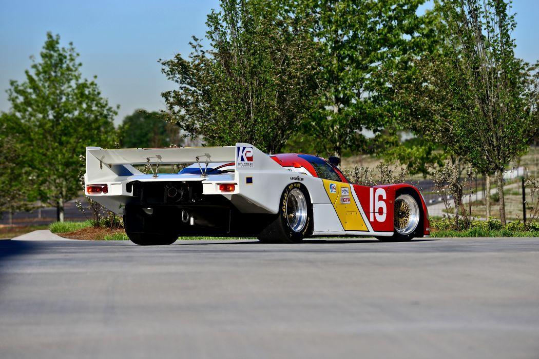 1986 Porsche 962 Sport Prototype Race Car German -03 wallpaper