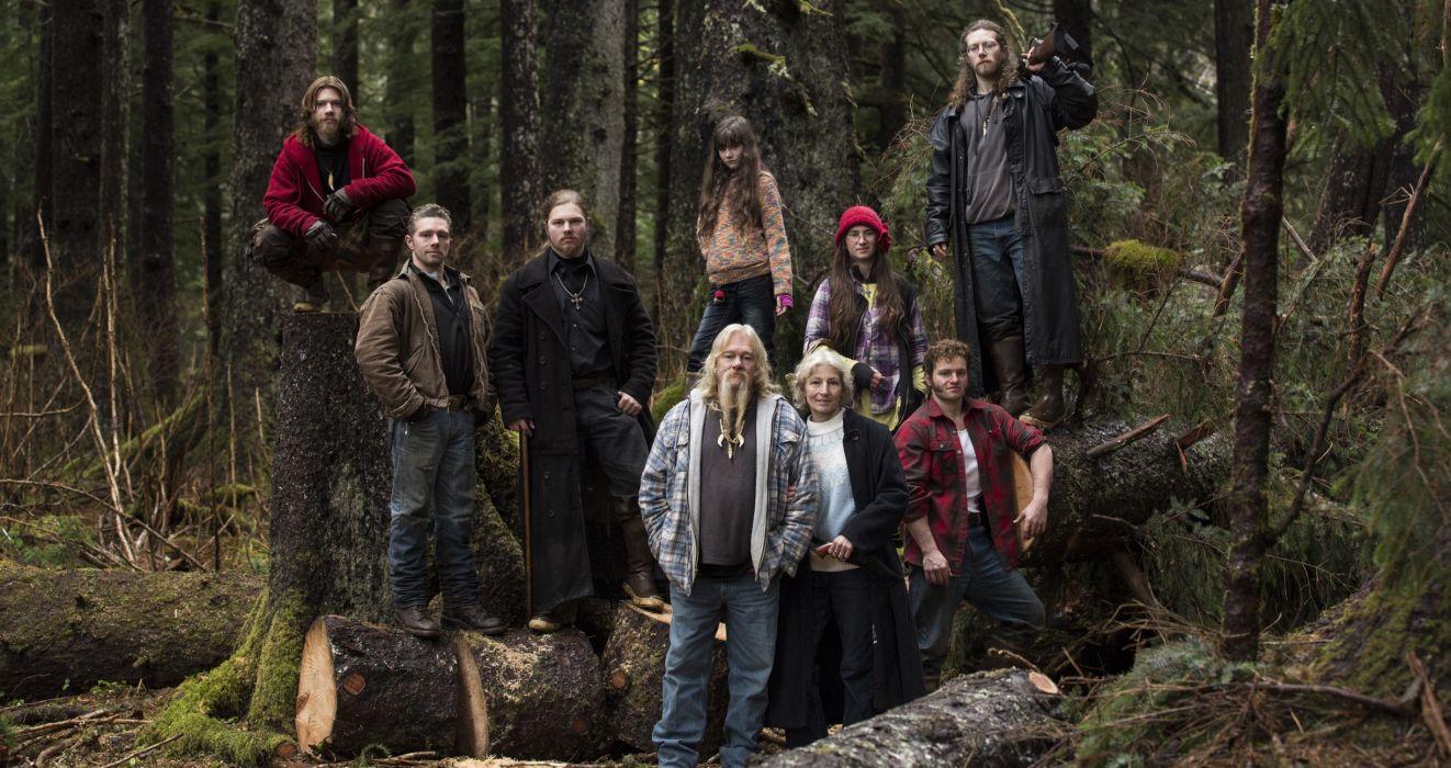 serie tv americana mi familia vive en alaska wallpaper