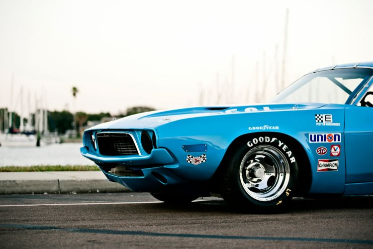 1973 Dodge Challenger NASCAR Race Car Old Classic USA -11 wallpaper