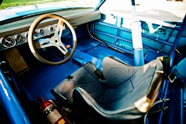 1973 Dodge Challenger NASCAR Race Car Old Classic USA -20 wallpaper