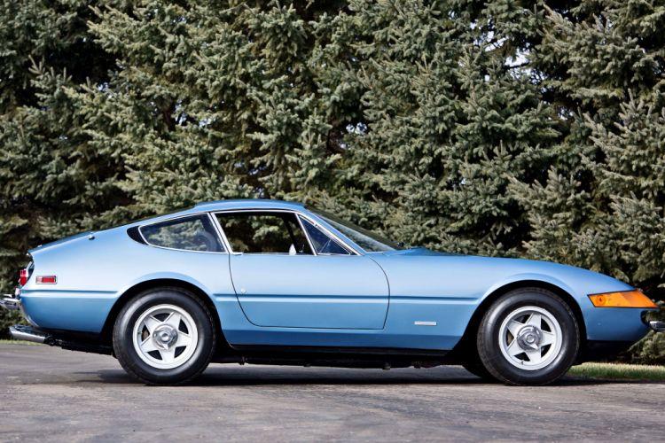 1973 Ferrari 365 GTB Daytona Supercar Classic Exotic Italy -02 wallpaper