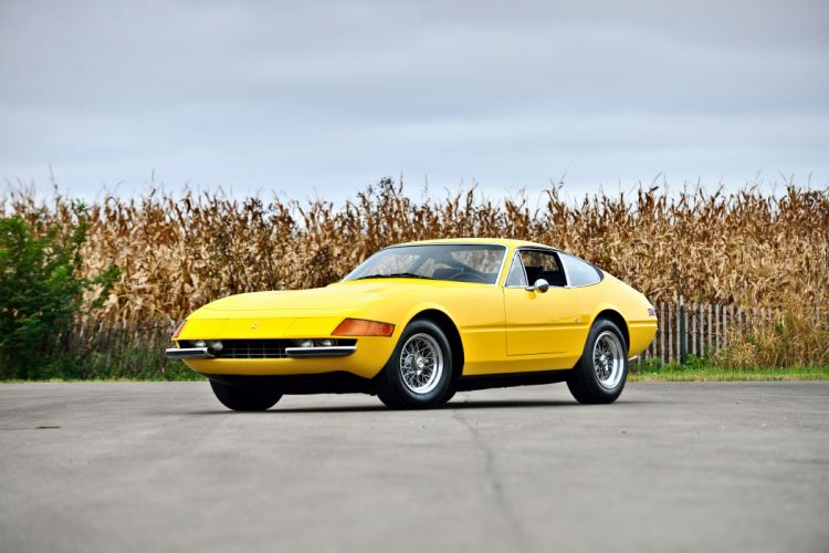 1973 Ferrari 365 GTB-4 Daytona Supercar Old Classic Exotic Italy -01 wallpaper
