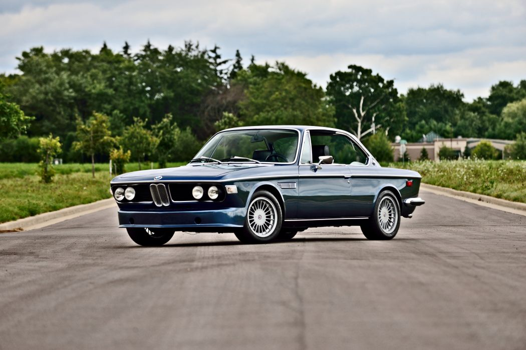 1974 Bmw Coupe Exotic Classic Old Germany 01 Wallpaper