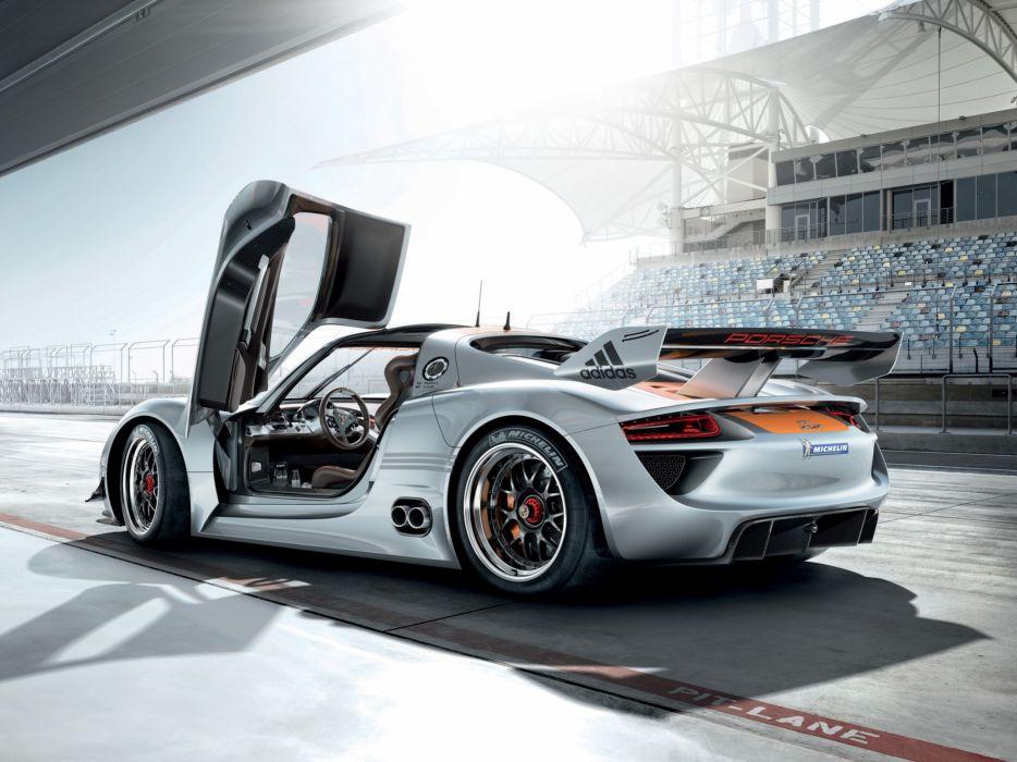 Porsche 918 RSR Concept wallpaper