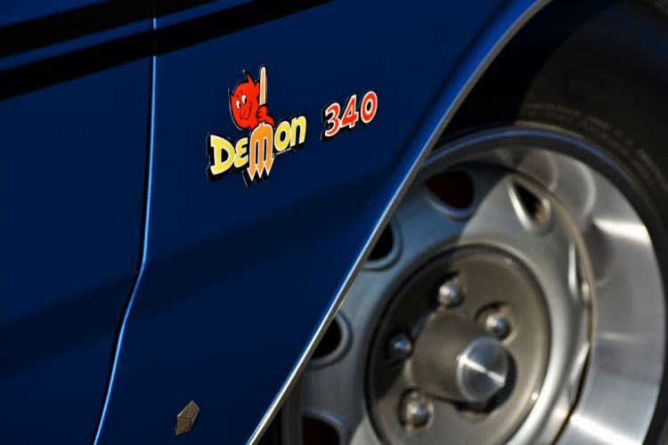 1971 Dodge Demon GSS Muscle Old Classic Original USA -09 wallpaper