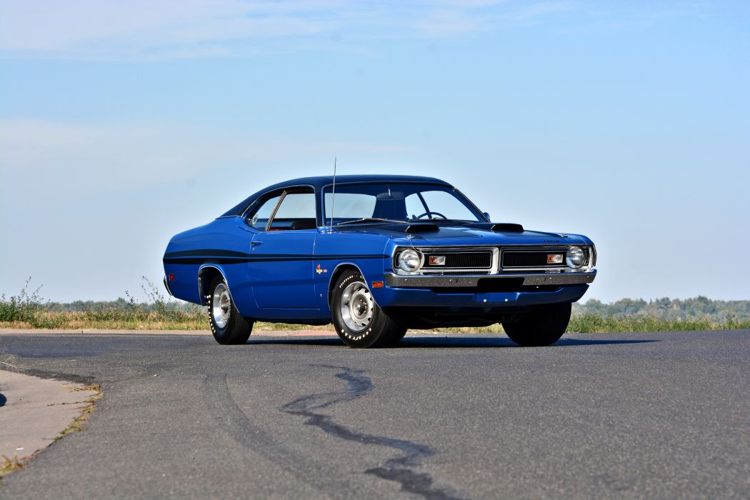 1971 Dodge Demon GSS Muscle Old Classic Original USA -11 wallpaper