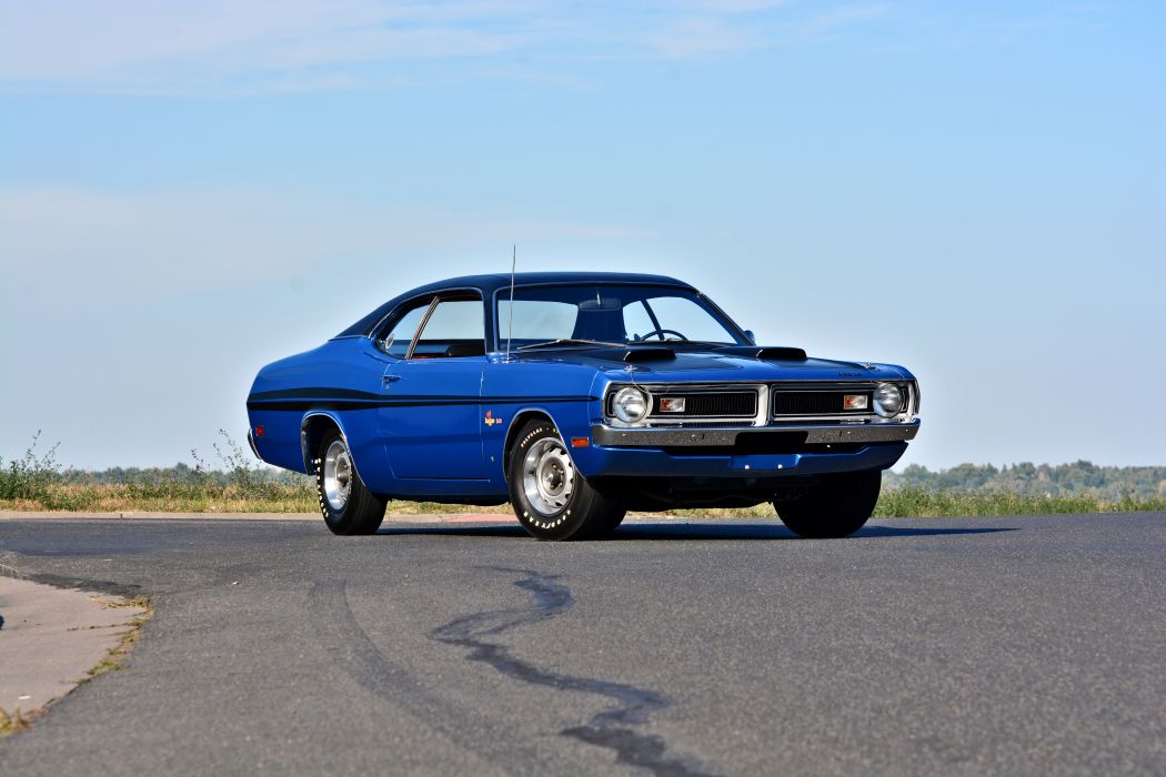 1971 Dodge Demon GSS Muscle Old Classic Original USA -16 wallpaper