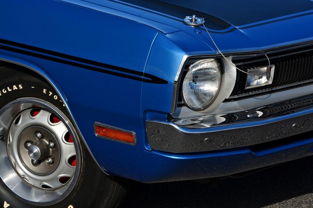 1971 Dodge Demon GSS Muscle Old Classic Original USA -17 wallpaper