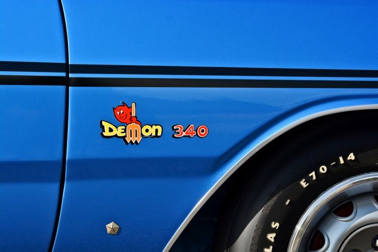1971 Dodge Demon GSS Muscle Old Classic Original USA -20 wallpaper