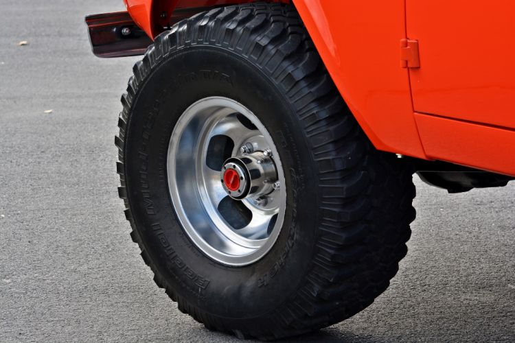1971 Ford Bronco Stroppe Baja Edition Off Road Old Classic Original USA -15 wallpaper