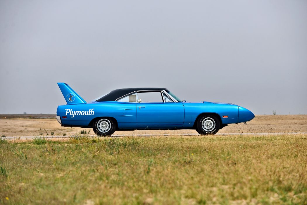 1970 Plymouth Superbird Supercar Muscle Old Classic Original USA -02 wallpaper