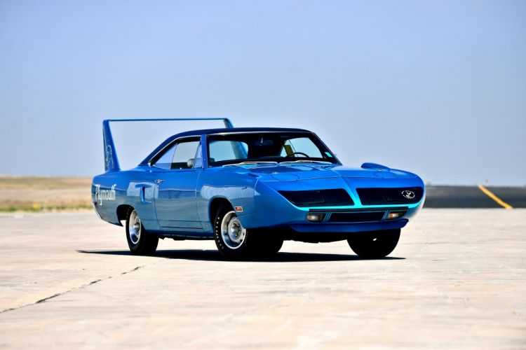 1970 Plymouth Superbird Supercar Muscle Old Classic Original USA -09 wallpaper