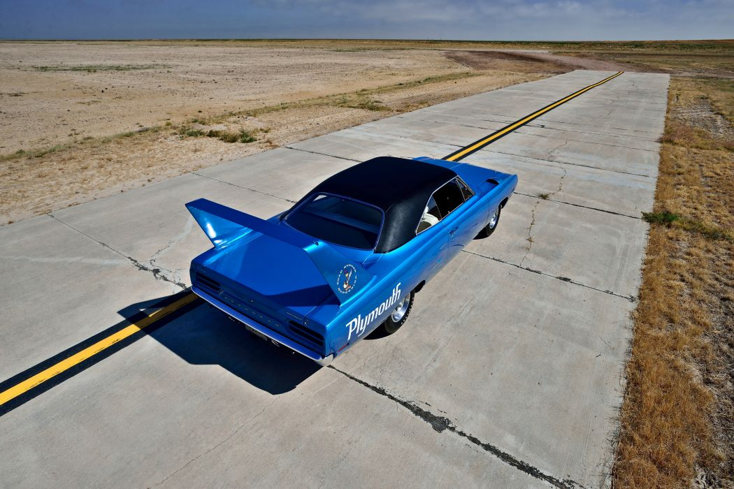 1970 Plymouth Superbird Supercar Muscle Old Classic Original USA -08 wallpaper