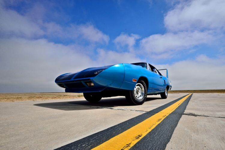 1970 Plymouth Superbird Supercar Muscle Old Classic Original USA -11 wallpaper