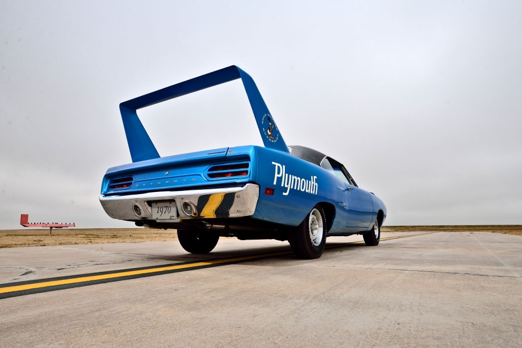 1970 Plymouth Superbird Supercar Muscle Old Classic Original USA -19 wallpaper