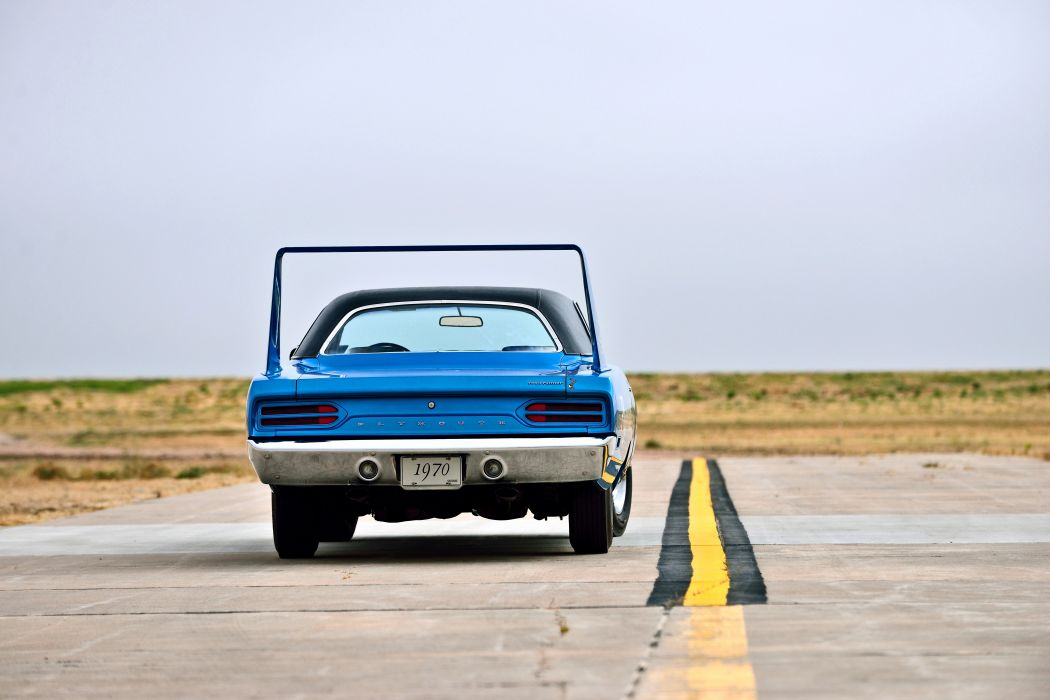 1970 Plymouth Superbird Supercar Muscle Old Classic Original USA -22 wallpaper