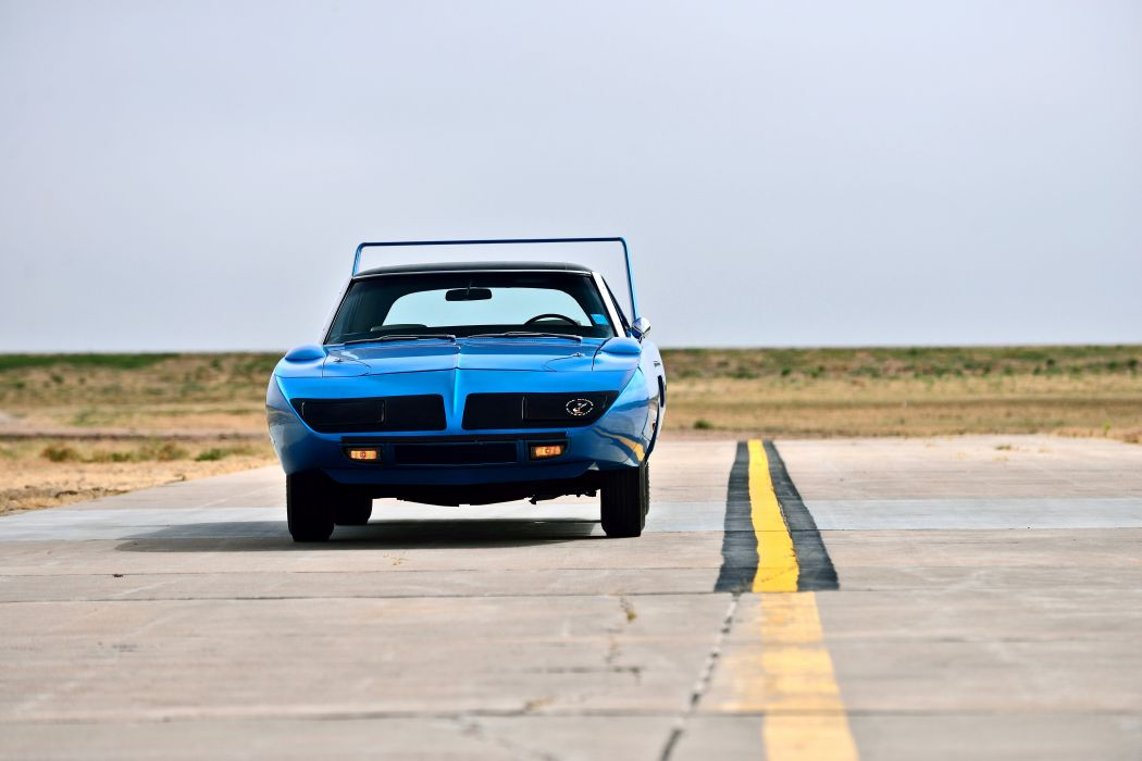 1970 Plymouth Superbird Supercar Muscle Old Classic Original USA -24 wallpaper
