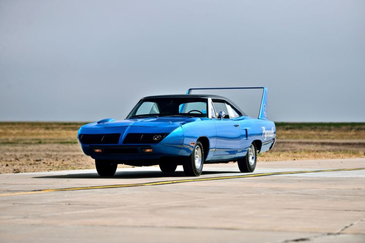 1970 Plymouth Superbird Supercar Muscle Old Classic Original USA -23 wallpaper