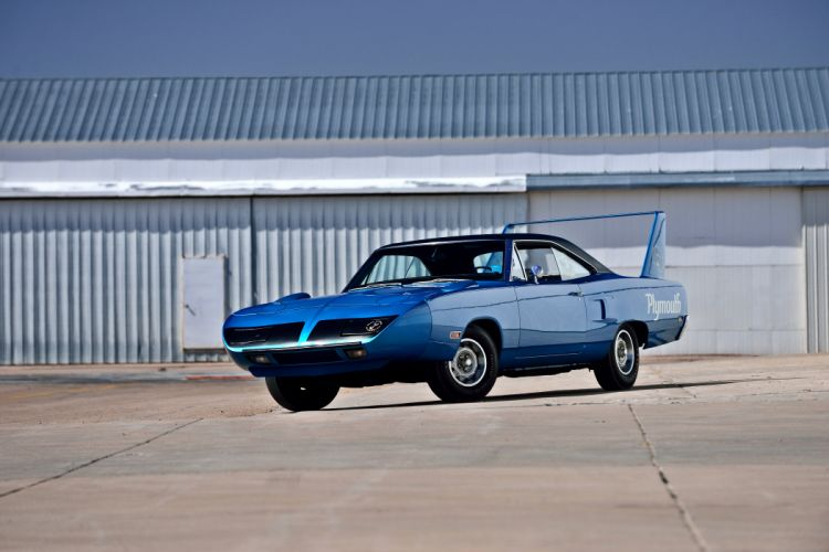 1970 Plymouth Superbird Supercar Muscle Old Classic Original USA -27 wallpaper