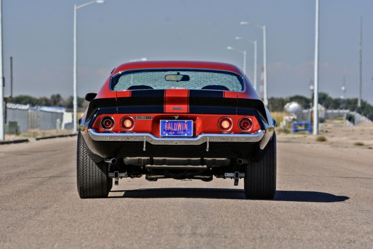 1971 Chevrolet Camaro Motion Phase III Muscle Classic Old Original USA -10 wallpaper