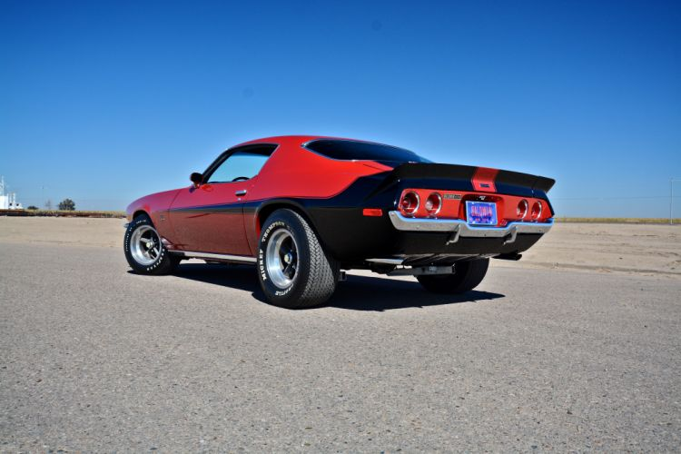 1971 Chevrolet Camaro Motion Phase III Muscle Classic Old Original USA -14 wallpaper