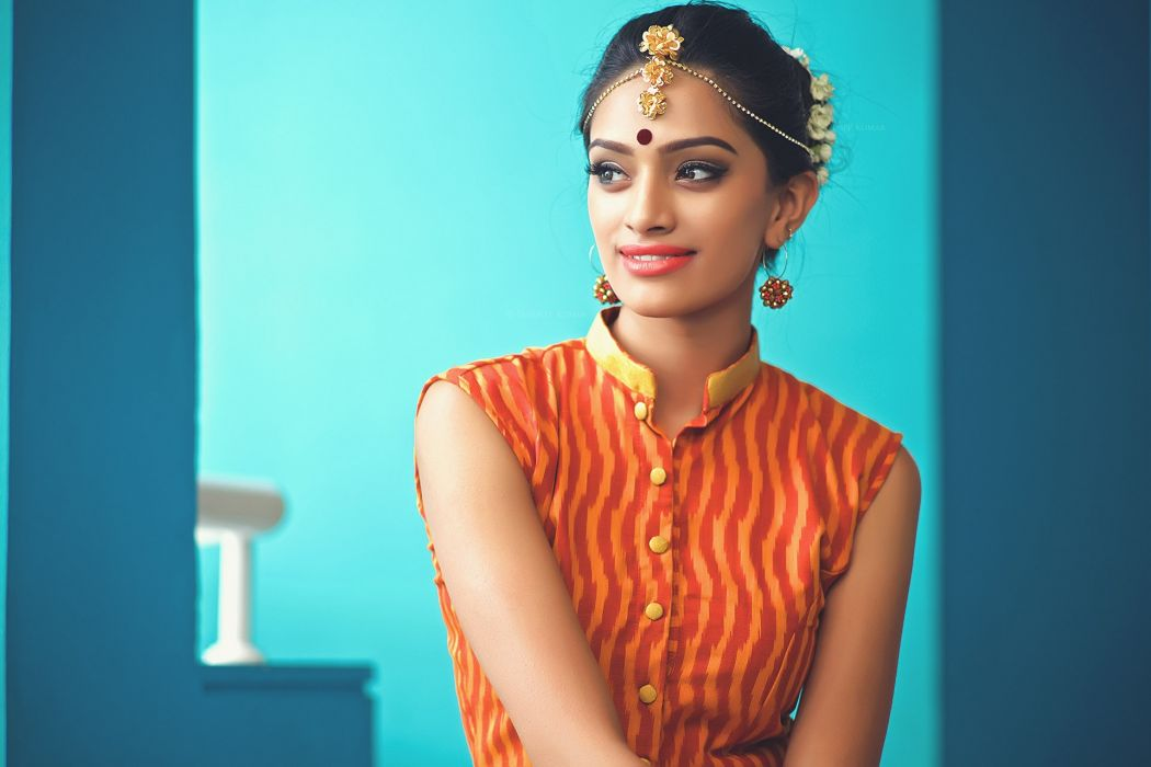 Rakshitha Harimurthy bollywood actress celebrity model girl beautiful brunette pretty cute beauty sexy hot pose face eyes hair lips smile figure indian wallpaper