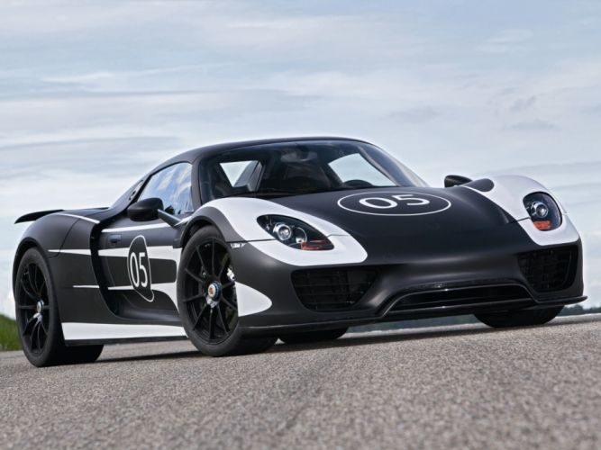 Porsche 918 Spyder Prototype wallpaper