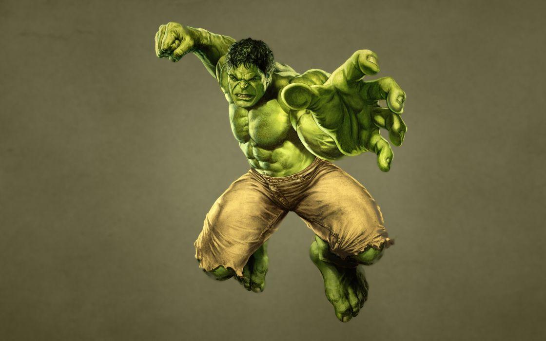 Comics Hulk wallpaper