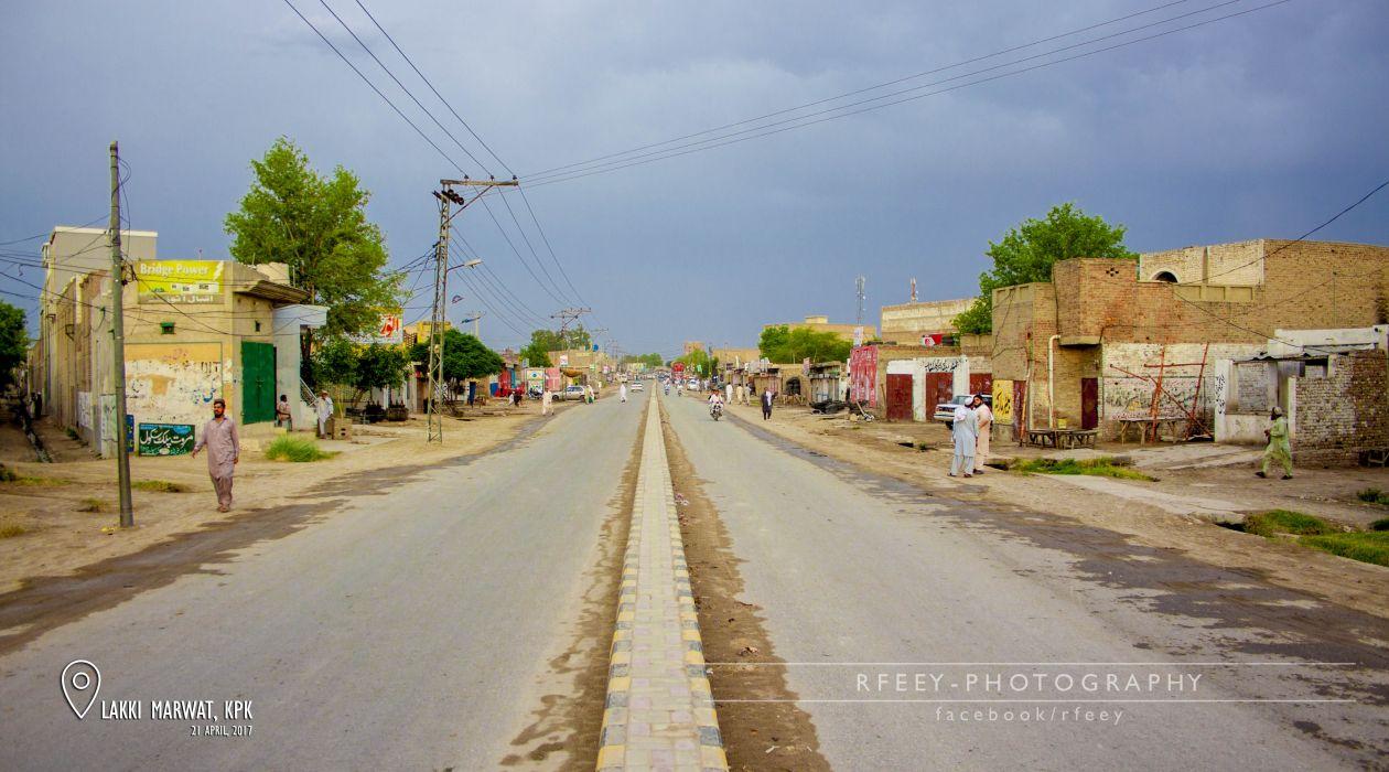 Lakki Marwat KPK wallpaper