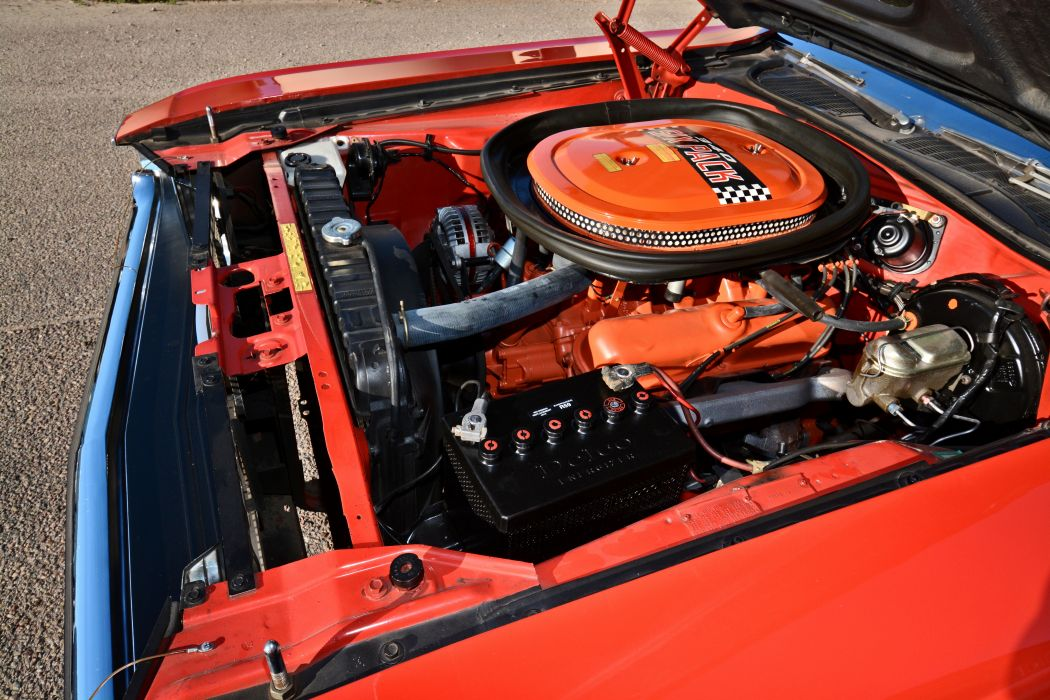 1970 Dodge Challenger TA 340 Six Pack Muscle Old Classic Original USA -05 wallpaper