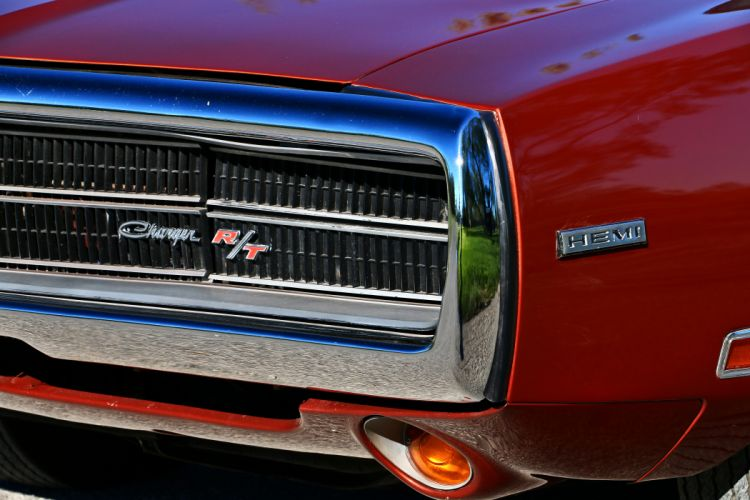 1970 Dodge Hemi 426 Charger RT Coupe Hatdtop Muscle Old Classic Original USA -07 wallpaper