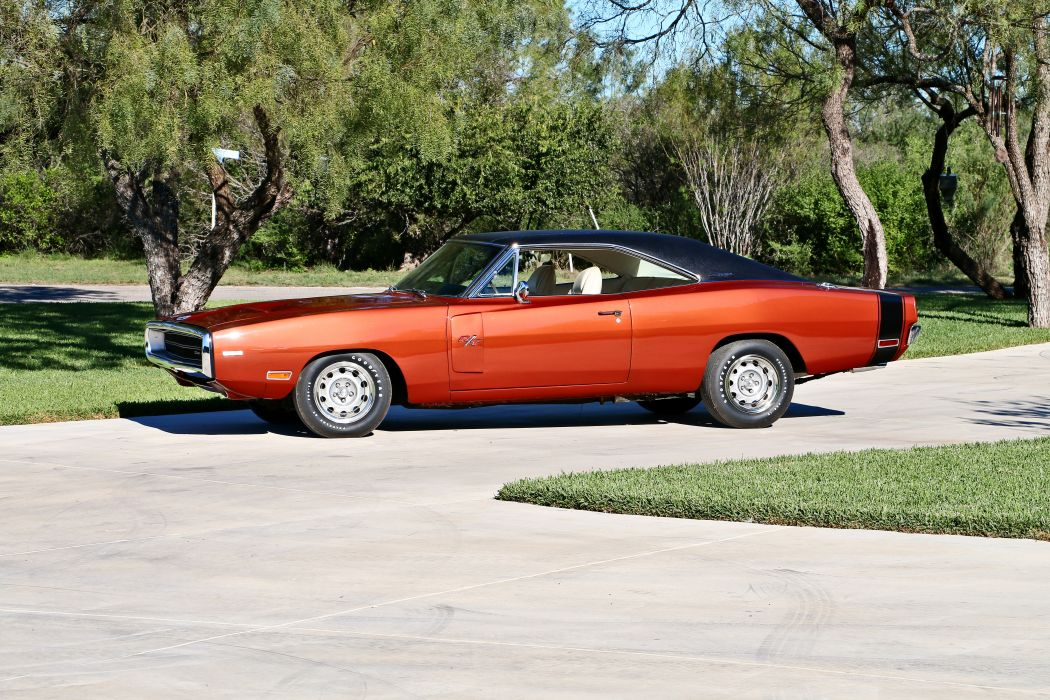 1970 Dodge Hemi 426 Charger RT Coupe Hatdtop Muscle Old Classic Original USA -06 wallpaper
