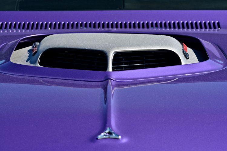 1970 Dodge Hemi Challenger RT Muscle Old Classic Original USA -15 wallpaper