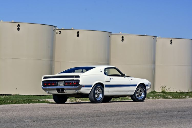 1970 Ford Mustang Shelby GT500 Fastback Muscle Old Classic Original USA -03 wallpaper