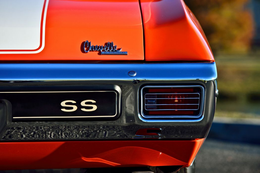 1970 Chevrolet COPO Chevelle LS6 Muscle Classic Old Original USA -10 wallpaper