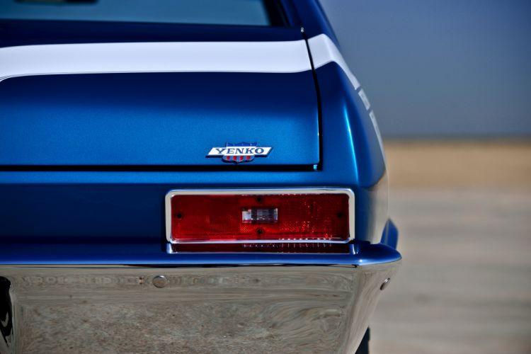 1970 Chevrolet Nova Yenko Deuce Muscle Old Classic Original USA -09 wallpaper